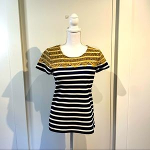 And Taylor short sleeve top